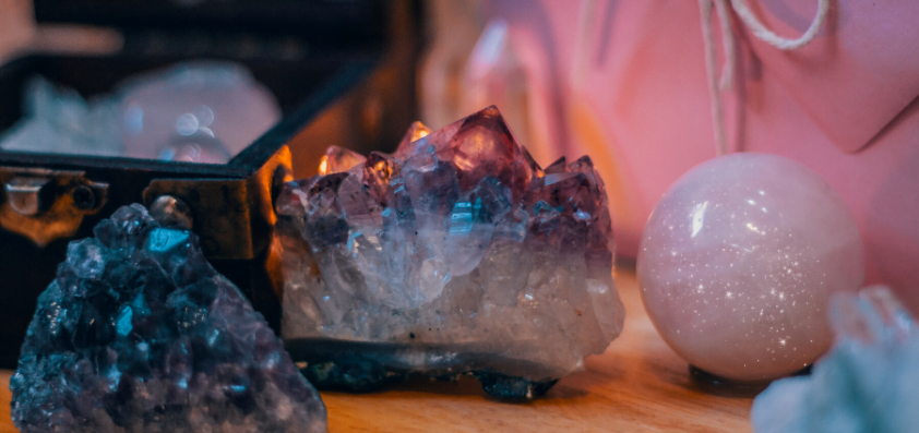 psychic tools crystals