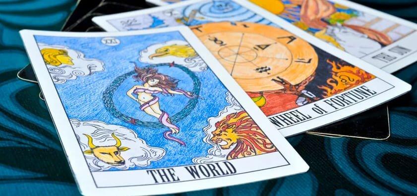 tarot cards image banner
