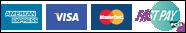 payment options amex visa mastercard fastpay